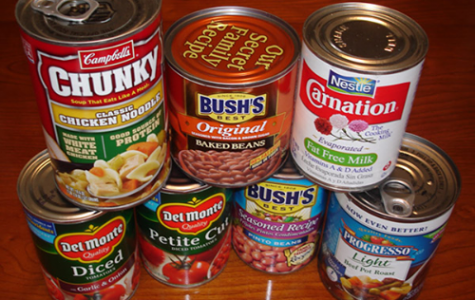 Paying Parking Tickets with… Canned Food?