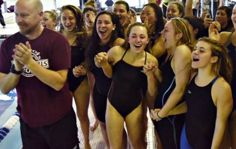 Swim Team is Getting Ready for Another Winning Season