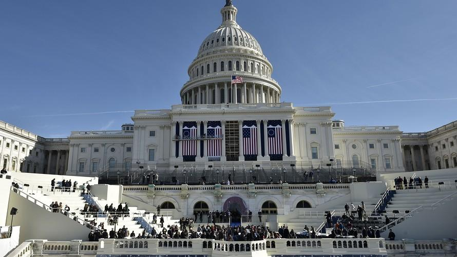 The Nation Preps for the Inauguration