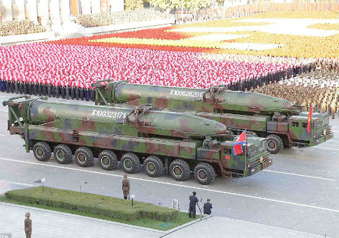 North Korea Threatens to Launch Missile