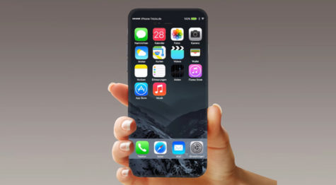 Rumors Arise about the Great iPhone 8