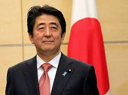 Trump Meets With Japanese Prime Minister