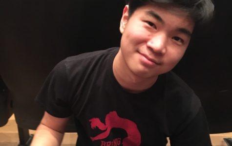 Student Spotlight : Brandon Kim