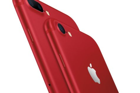 The Red iPhone 7