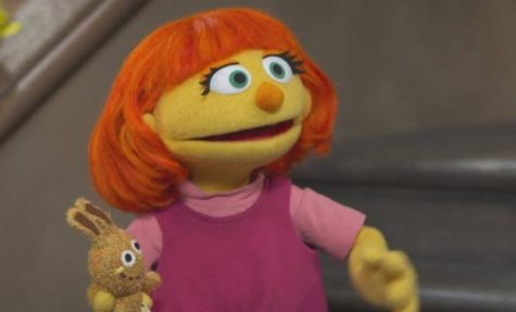New Autistic Muppet Premieres on Sesame Street