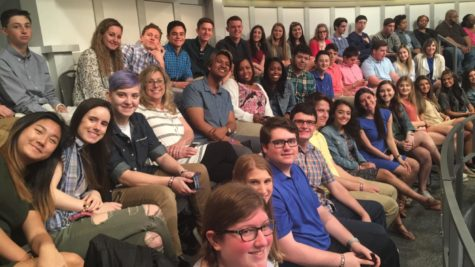 Students Take a Trip to See the Filming of The View