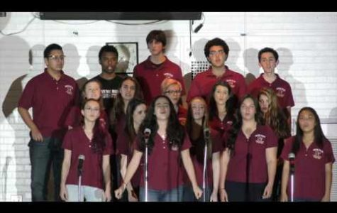 Cabaret Night Showcases Choir Talent