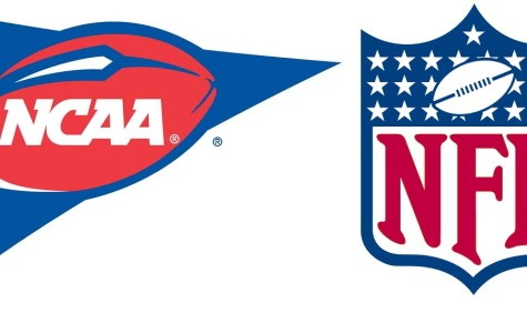 NCAA vs. NFL