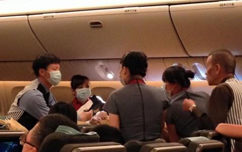 Baby Born on Airplane