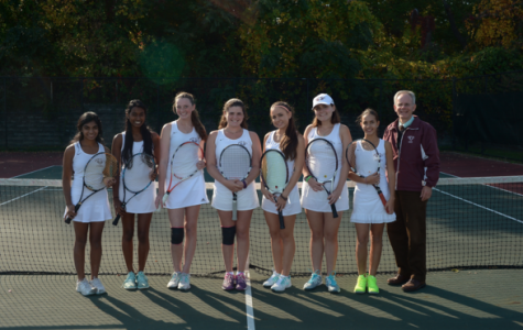 Wayne Hills Girls Tennis wins Counties