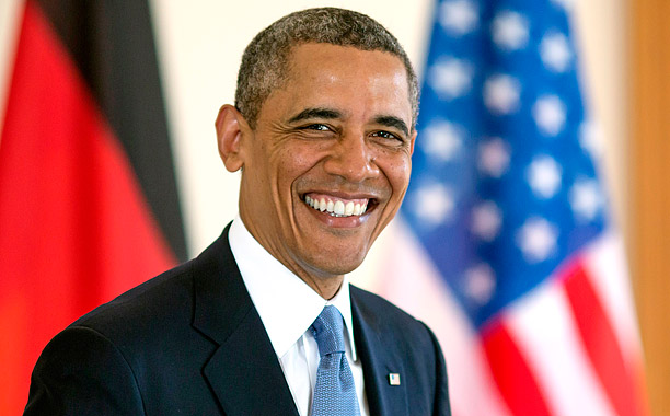 BERLIN%2C+GERMANY+-+JUNE+19%3A++U.S.+President+Barack+Obama+smiles+as+he+signs+the+official+guest+book+at+Bellevue+Palace+on+June+19%2C+2013+in+Berlin%2C+Germany.+U.S.+President+Barack+Obama+is+visiting+Berlin+for+the+first+time+during+his+presidency+and+his+speech+at+the+Brandenburg+Gate+is+to+be+the+highlight.+Obama+will+be+speaking+close+to+the+50th+anniversary+of+the+historic+speech+by+then+U.S.+President+John+F.+Kennedy+in+Berlin+in+1963.+++%28Photo+by+Thomas+Imo%2FPhotothek+via+Getty+Images%29