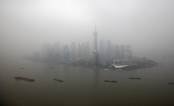 China and India becoming the most Polluted Countries