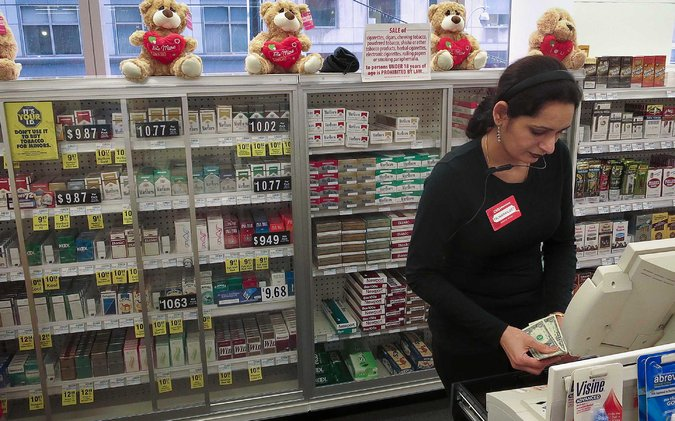 CVS Launches a $50 Million Anti-Smoking Campaign