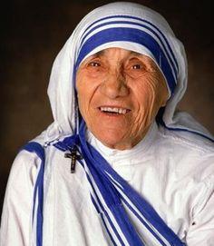 Mother Teresa Made A Saint
