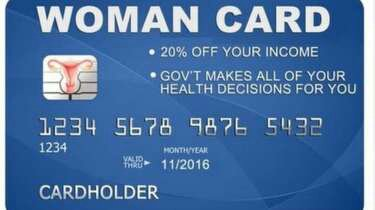 What It's Like Having A #WomanCard