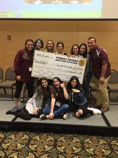 First Place Win Makes SADD Club Happy