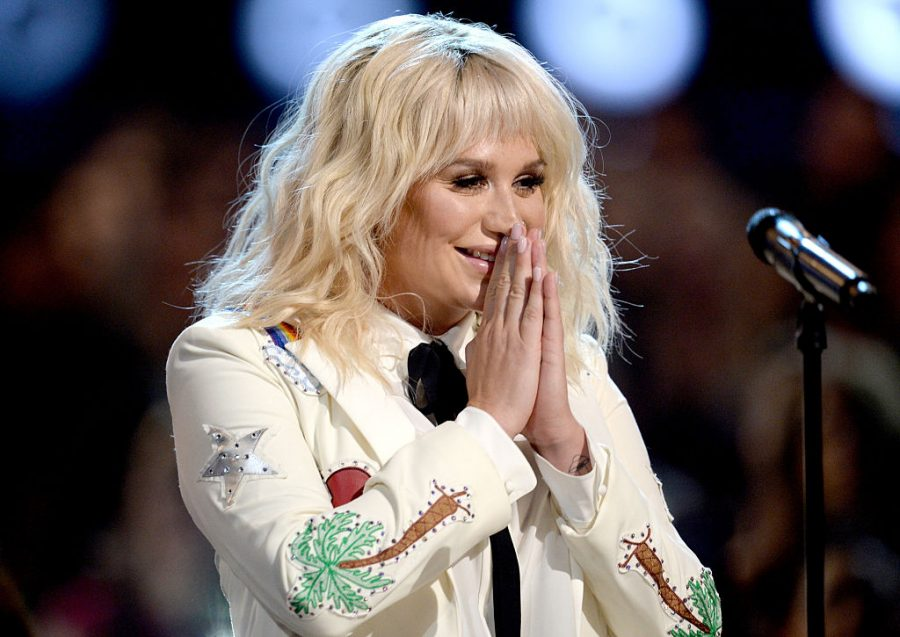 LAS VEGAS, NV - MAY 22:  Recording artist Kesha performs onstage during the 2016 Billboard Music Awards at T-Mobile Arena on May 22, 2016 in Las Vegas, Nevada.  (Photo by Kevin Winter/Getty Images)