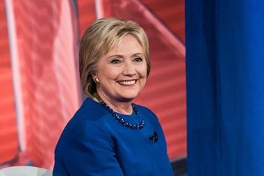 Editorial:  Hillary Clinton for President