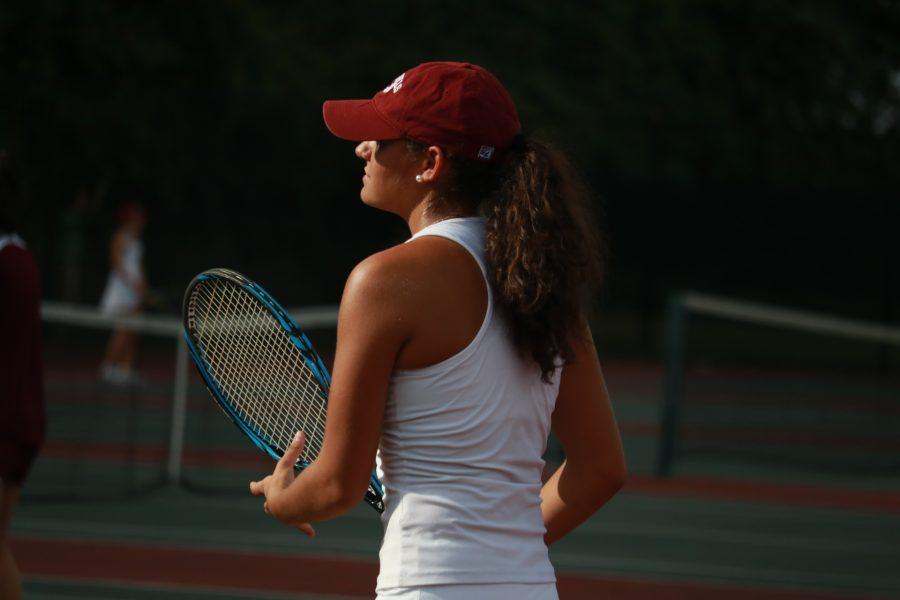 WHHS+Girls+Tennis+Season+Ends+Well