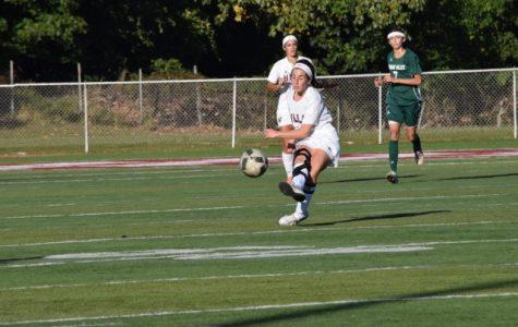 Girls Soccer Set to Wrap Up the Season
