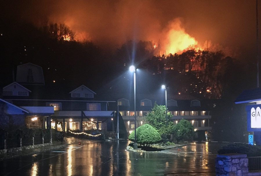 14+dead+In+Tennessee+Wildfires