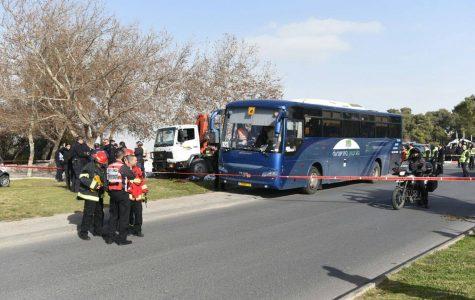Vehicular Attack in Jerusalem