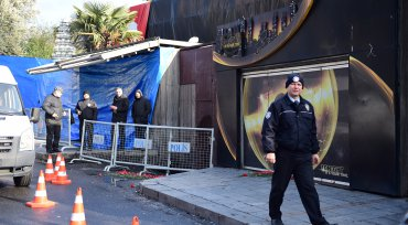 Istanbul's New Year's Attack