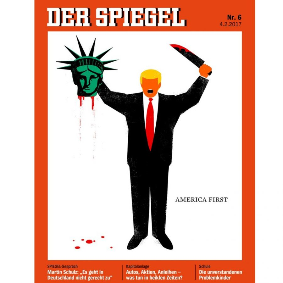 Controversial Donald Trump News Covers Released