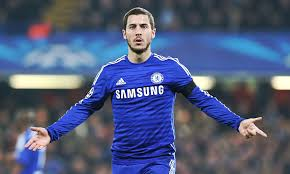Eden Hazard's play for Chelsea has him among the likes of the best players in the sport.
