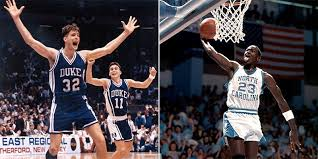 The historic Battle of Tobacco Road game between Duke and UNC dates back to the days of Christian Laettner and Michael Jordan.