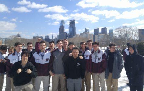 Boys Lacrosse Trip To Philadelphia