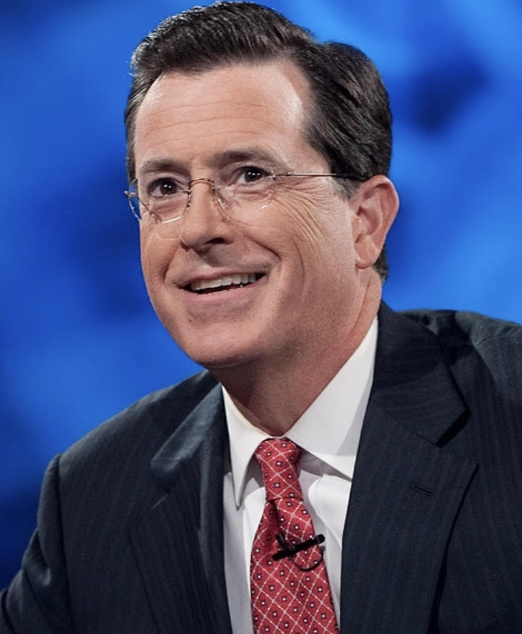 Colbert's Comments Land Him In Hot Water