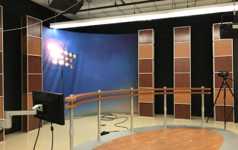 Wayne Hills TV Set Gets a Face Lift
