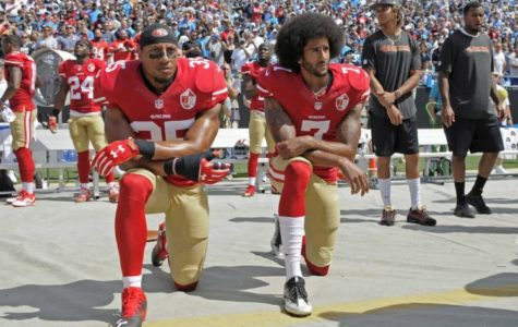 Take A Knee Protest Sparks Controversy Among NFL and the American nation