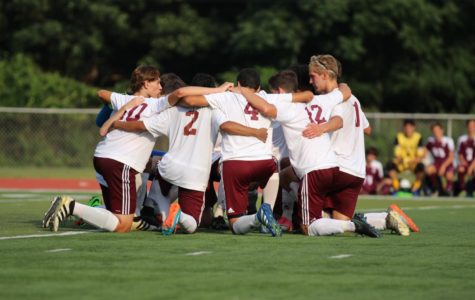 Boys Soccer Team Sets Sights on Counties