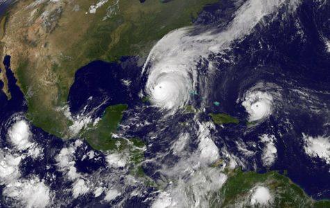 Hurricanes Hit the Caribbean Islands