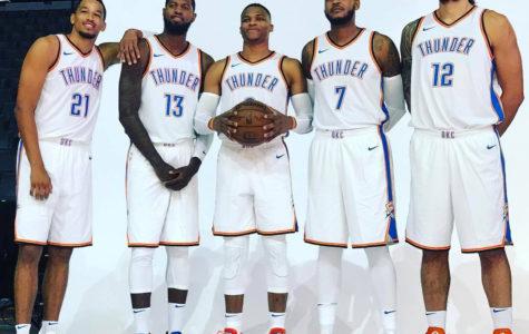Carmelo Anthony Traded to Oklahoma City Thunder