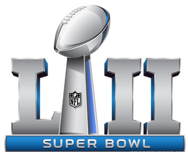 Super Bowl 52 logo