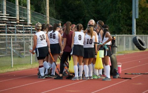 Field Hockey Shoots for a County Title