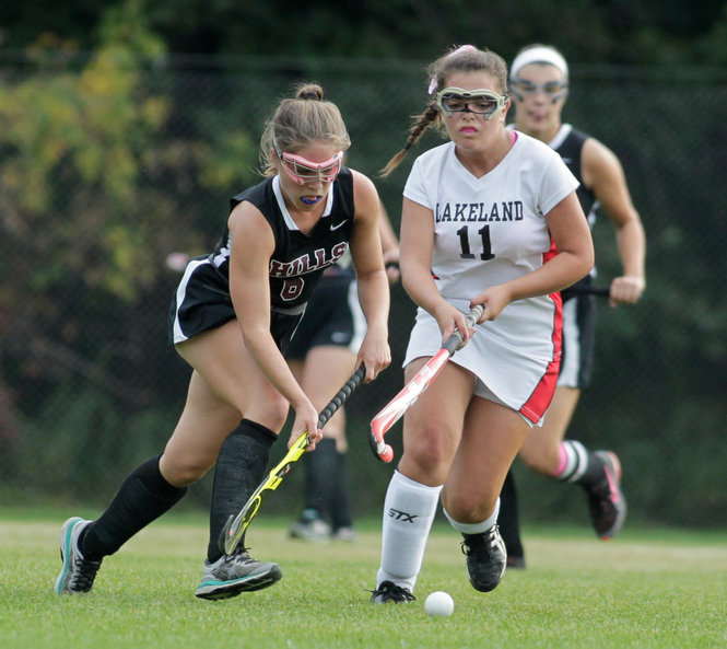 Field Hockey Itches for a Comeback
