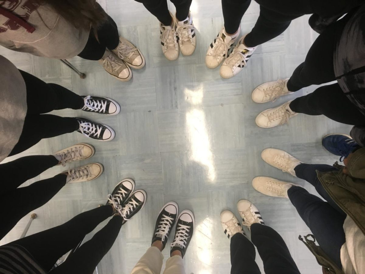 Converse vs. Adidas?