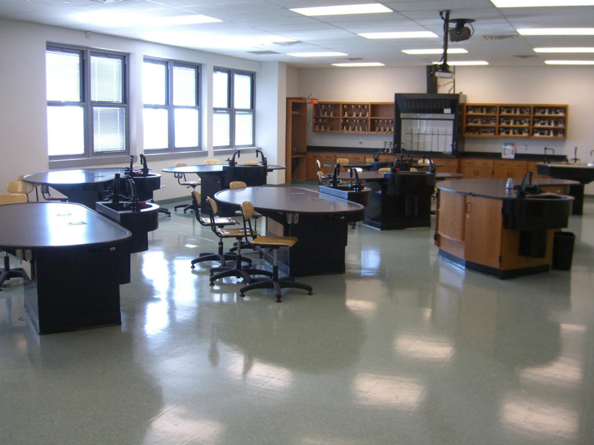 Hills and Valley Science Labs to Receive a Major Overhaul