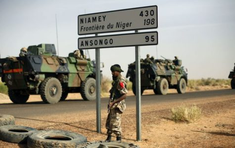 Attack on U.S. Soldiers in Niger