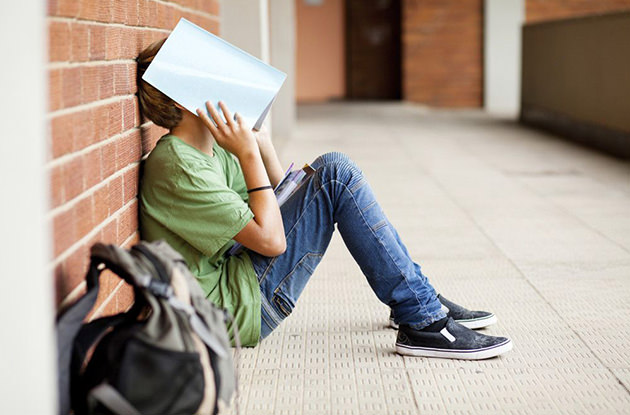 Teen Stress Rates Soar due to Academic Pressure