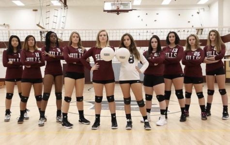 Girls Volleyball Loses in State Tournament