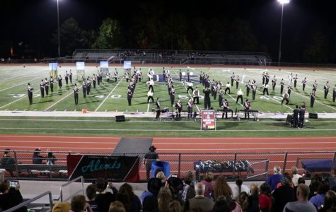 Wayne Hills Marching Band Wraps Up Competitive Season
