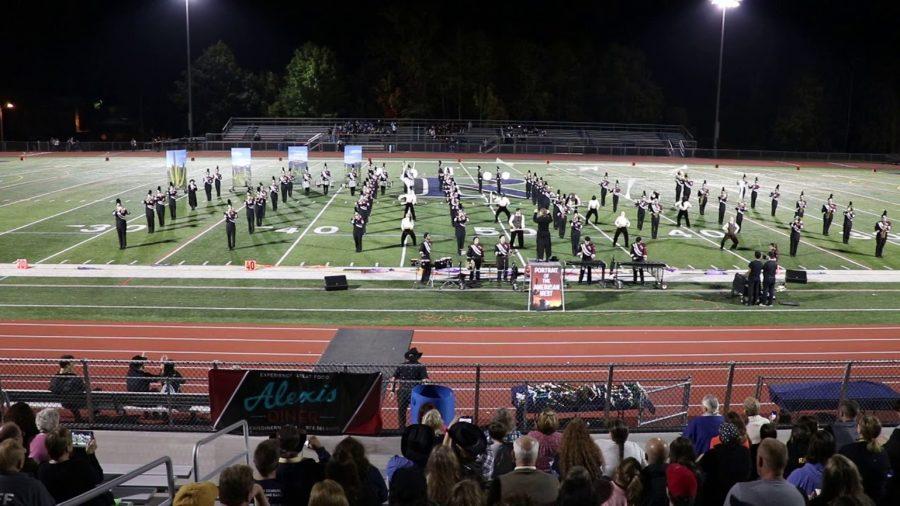 Wayne Hills Marching Band Wraps Up Competitive Season