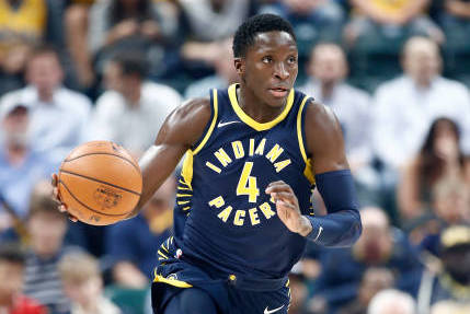 Victor Oladipo is one of the reasons why the Pacers have shocked the NBA and performed so well this early in the season.