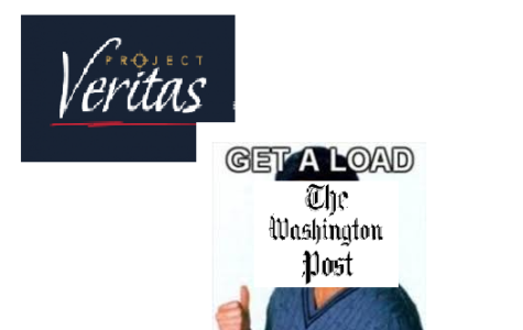 Project Veritas Tries to Give False Info to Washington Post to Discredit Them