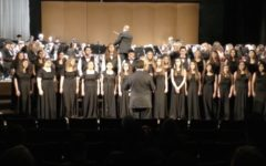 Choir and Symphonic Band Holiday Concert